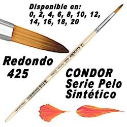 Redondos 425 Nylon Pelo Sintético