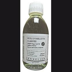 Aceite de adormidera 250ML 22