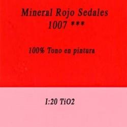 Escarlata Ref. 1007 Organico Media Libra