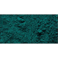 Pigmentos Sennelier en Polvo Verde Ingles X 170 grs