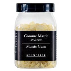 Resina Mastic Pura en Cristales Sennelier x 100 Grs.
