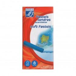 Pastel Tiza al Agua Lefranc caja x 12 tizas