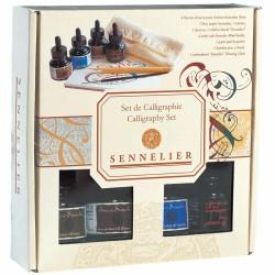 Set Sennelier de Caligrafía
