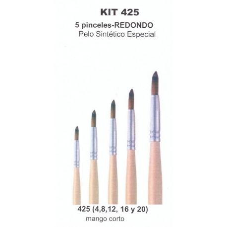 Kit Pinceles 424 Condor