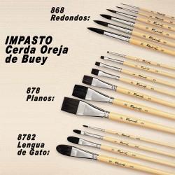 Lengua de Gato 8782 Impasto