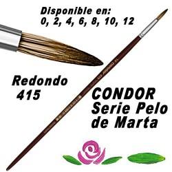 Redondos 415 Pelo de Marta