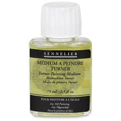 Medium Turner Sennelier 75 ML