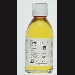 Aceite Polimerizado Sennelier x 75 Ml y 250ML