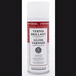 Barniz spray brillante 400ML 28