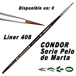 Liner 408 Pelo de Marta