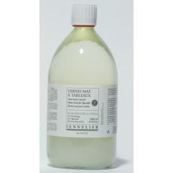 Barniz Sennelier Liquido Mate o Brillante para Óleo x 75, 250 o 1000 Ml.